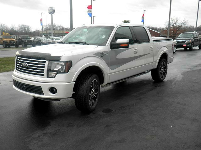 2012 F-150 SuperCrew Cab 4x4, Pickup #FB97829A - photo 4