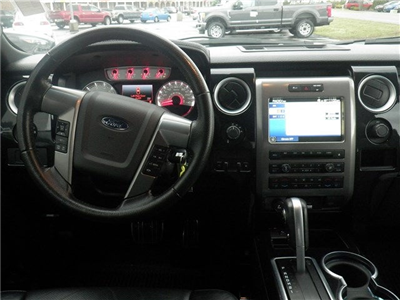 2012 F-150 SuperCrew Cab 4x4, Pickup #FB97829A - photo 6