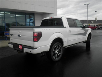 2012 F-150 SuperCrew Cab 4x4, Pickup #FB97829A - photo 2