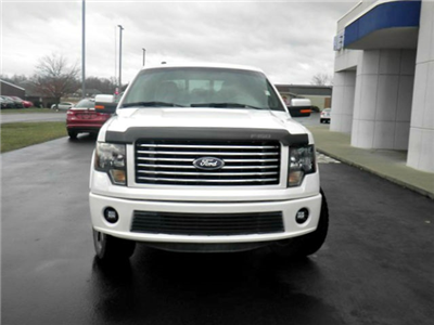 2012 F-150 SuperCrew Cab 4x4, Pickup #FB97829A - photo 3
