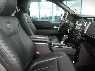 2012 F-150 SuperCrew Cab 4x4, Pickup #FB97829A - photo 5