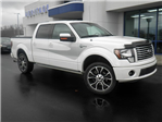 2012 F-150 SuperCrew Cab 4x4, Pickup #FB97829A - photo 44