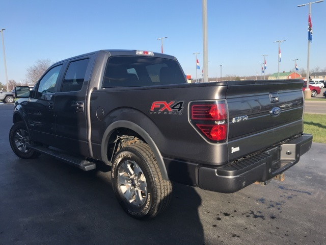 2014 F-150 SuperCrew Cab 4x4, Pickup #FC02496P - photo 6
