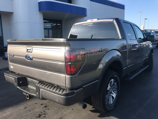 2014 F-150 SuperCrew Cab 4x4,  Pickup #FC02496P - photo 2