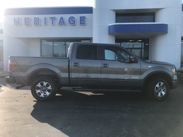 2014 F-150 SuperCrew Cab 4x4,  Pickup #FC02496P - photo 9