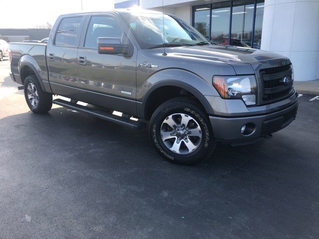 2014 F-150 SuperCrew Cab 4x4, Pickup #FC02496P - photo 8