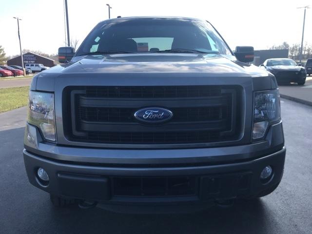 2014 F-150 SuperCrew Cab 4x4,  Pickup #FC02496P - photo 3