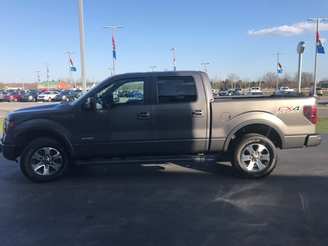 2014 F-150 SuperCrew Cab 4x4,  Pickup #FC02496P - photo 5