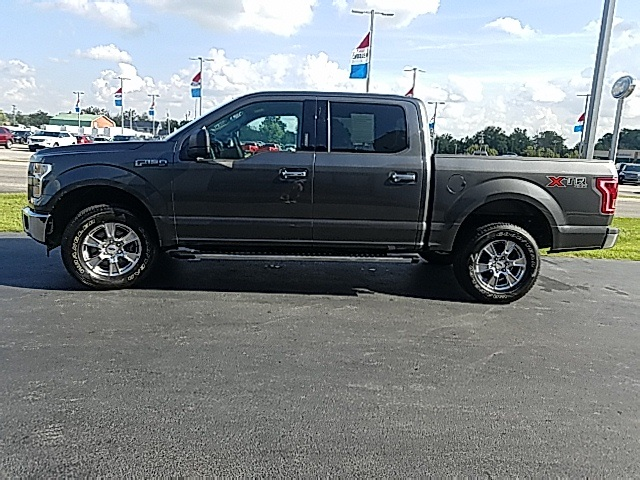 2016 F-150 SuperCrew Cab 4x4,  Pickup #FC08215P - photo 10