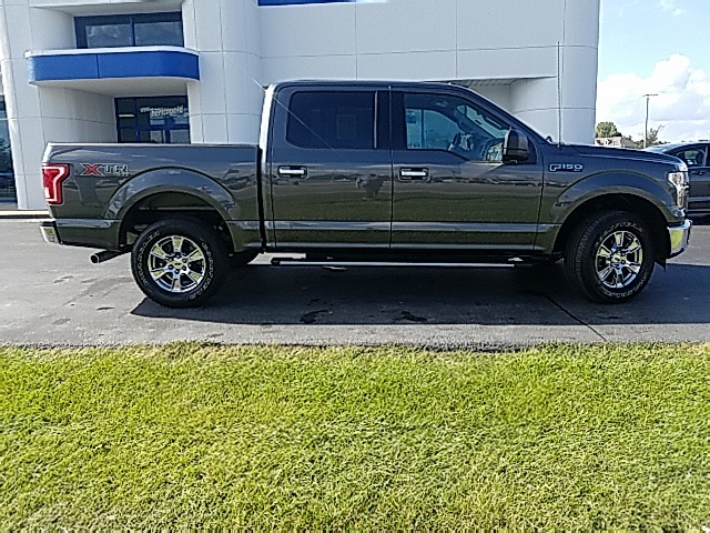 2016 F-150 SuperCrew Cab 4x4,  Pickup #FC08215P - photo 13