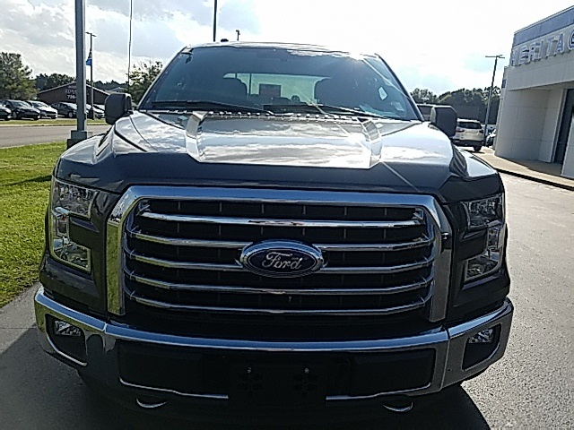 2016 F-150 SuperCrew Cab 4x4,  Pickup #FC08215P - photo 3