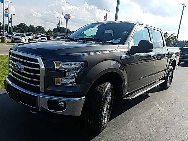 2016 F-150 SuperCrew Cab 4x4,  Pickup #FC08215P - photo 9