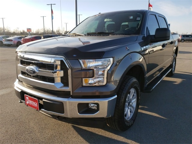 2017 F-150 SuperCrew Cab 4x4,  Pickup #FC10336A - photo 3
