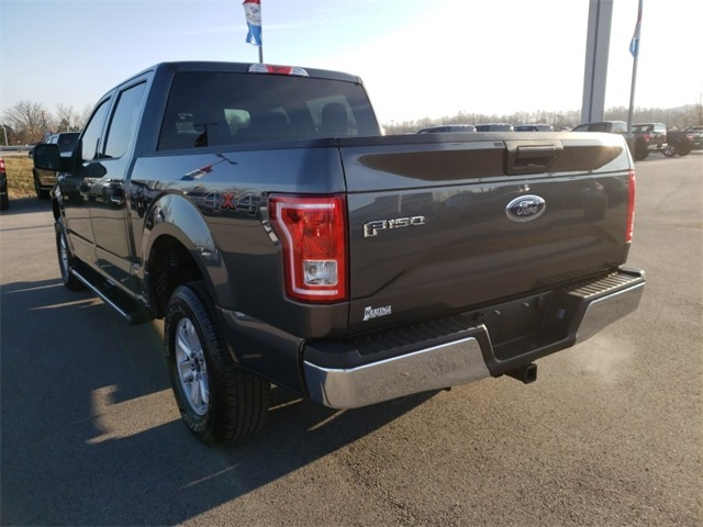 2017 F-150 SuperCrew Cab 4x4,  Pickup #FC10336A - photo 7