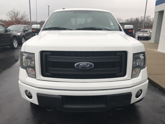 2014 F-150 Super Cab 4x4 Pickup #FC20406P - photo 8
