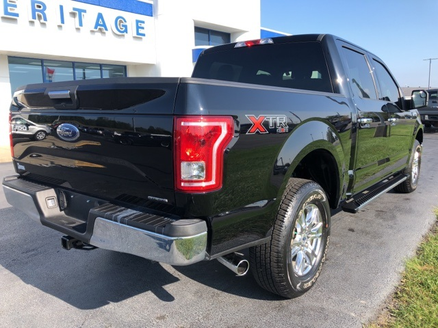 2016 F-150 SuperCrew Cab 4x4,  Pickup #FC23024P - photo 10
