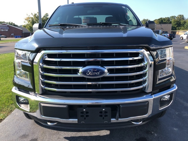 2016 F-150 SuperCrew Cab 4x4,  Pickup #FC23024P - photo 13