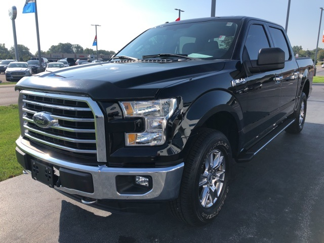 2016 F-150 SuperCrew Cab 4x4,  Pickup #FC23024P - photo 2