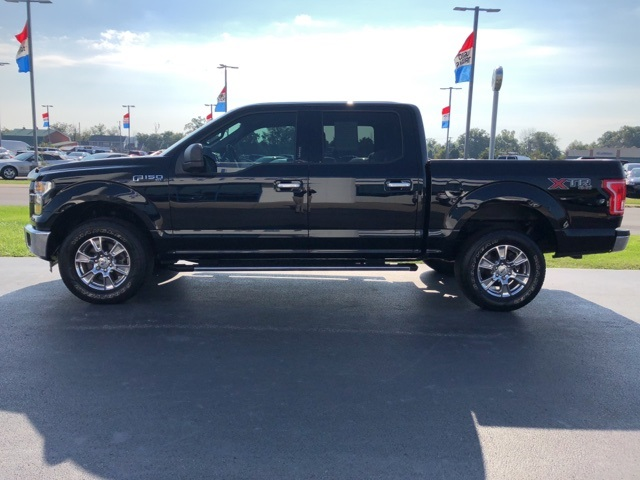 2016 F-150 SuperCrew Cab 4x4,  Pickup #FC23024P - photo 14
