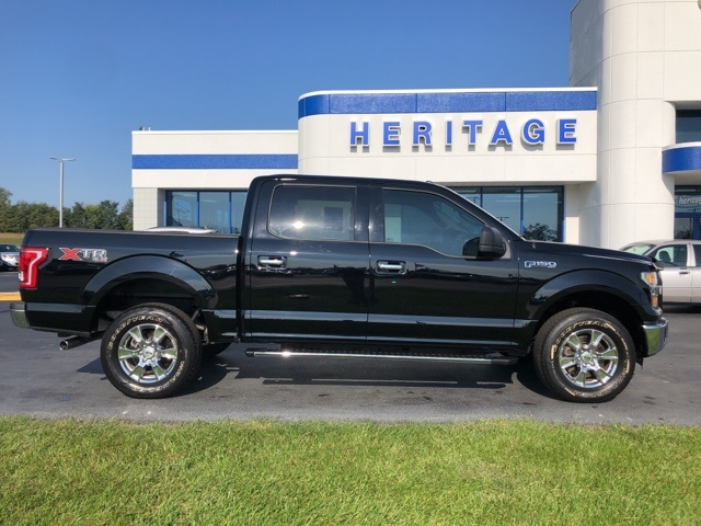 2016 F-150 SuperCrew Cab 4x4,  Pickup #FC23024P - photo 15