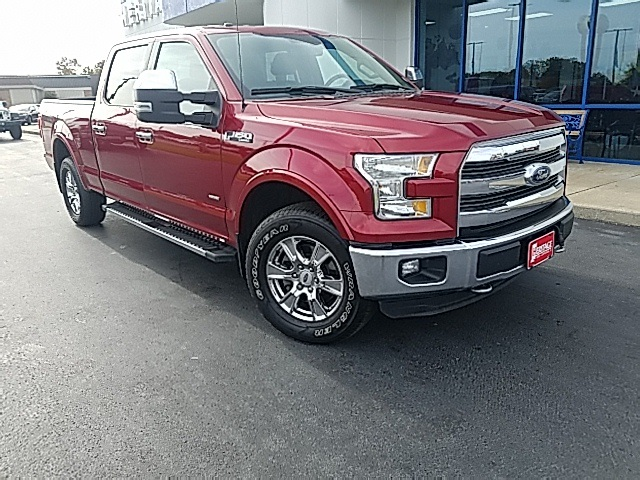 2015 F-150 Super Cab 4x4 Pickup #FC23742A - photo 4