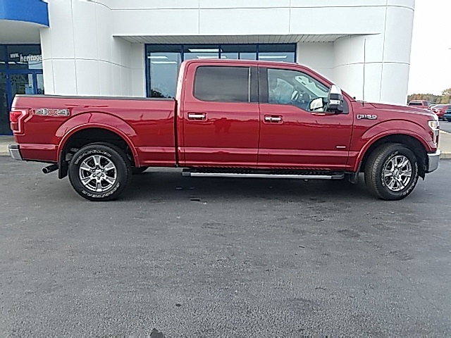 2015 F-150 Super Cab 4x4 Pickup #FC23742A - photo 8
