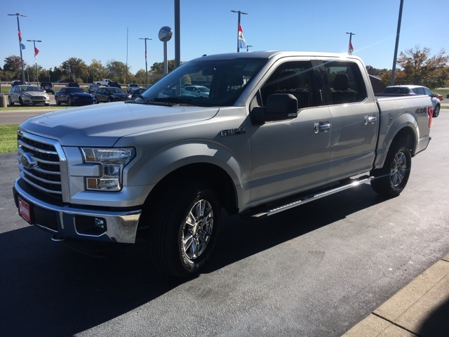 2015 F-150 Super Cab 4x4 Pickup #FC50444T - photo 7