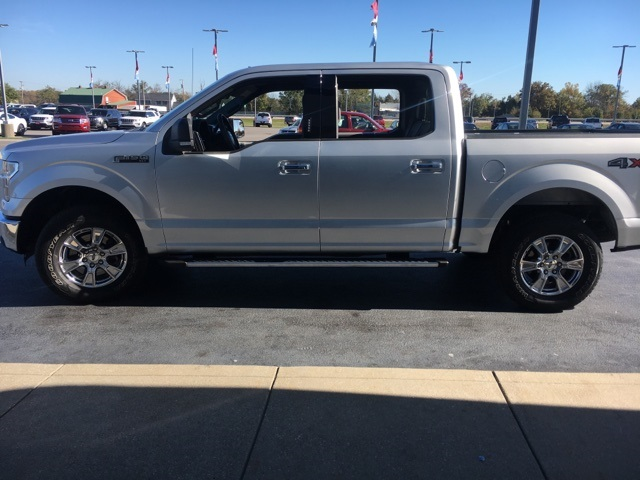 2015 F-150 Super Cab 4x4 Pickup #FC50444T - photo 6
