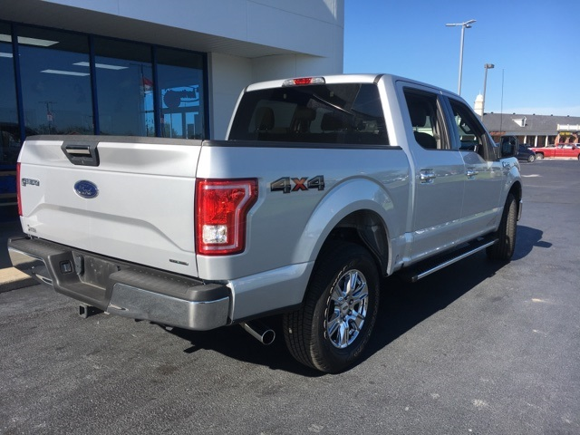2015 F-150 Super Cab 4x4 Pickup #FC50444T - photo 2