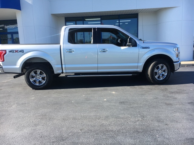 2015 F-150 Super Cab 4x4 Pickup #FC50444T - photo 5