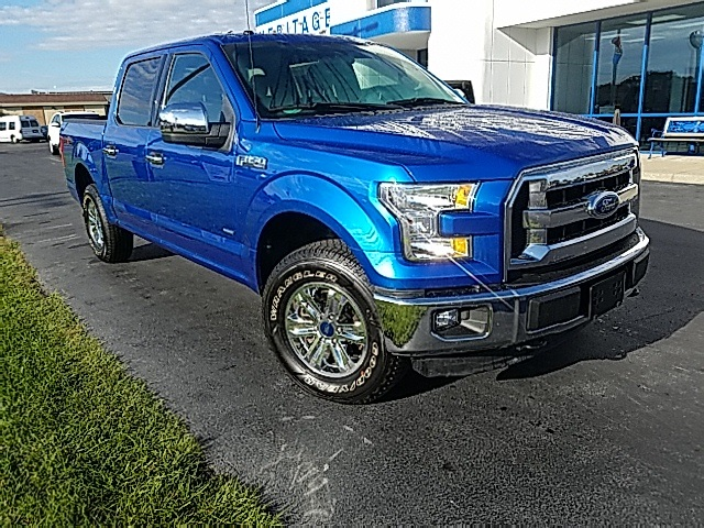 2016 F-150 SuperCrew Cab 4x4,  Pickup #FC88423D - photo 10