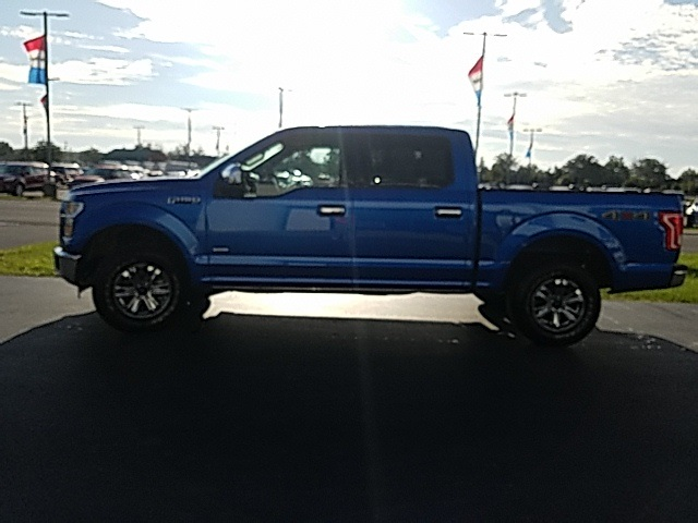 2016 F-150 SuperCrew Cab 4x4,  Pickup #FC88423D - photo 13