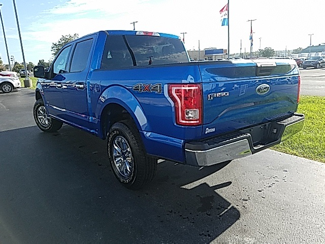 2016 F-150 SuperCrew Cab 4x4,  Pickup #FC88423D - photo 14