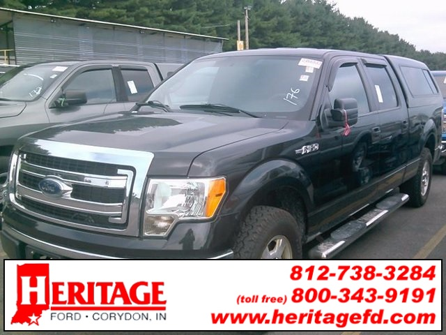 2013 F-150 Super Cab, Pickup #FC97622A - photo 4
