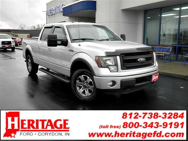 2013 F-150 SuperCrew Cab 4x4, Pickup #FD19964A - photo 36