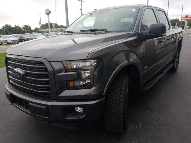 2016 F-150 SuperCrew Cab 4x4,  Pickup #FD39636P - photo 4