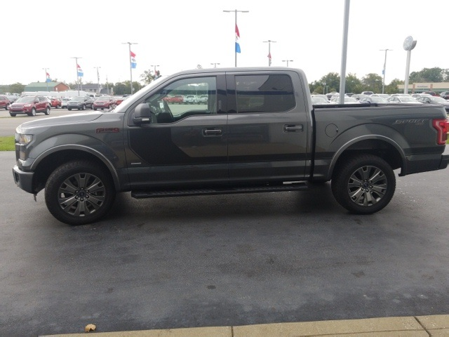 2016 F-150 SuperCrew Cab 4x4,  Pickup #FD39636P - photo 5