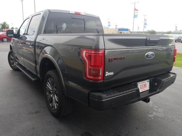 2016 F-150 SuperCrew Cab 4x4,  Pickup #FD39636P - photo 8