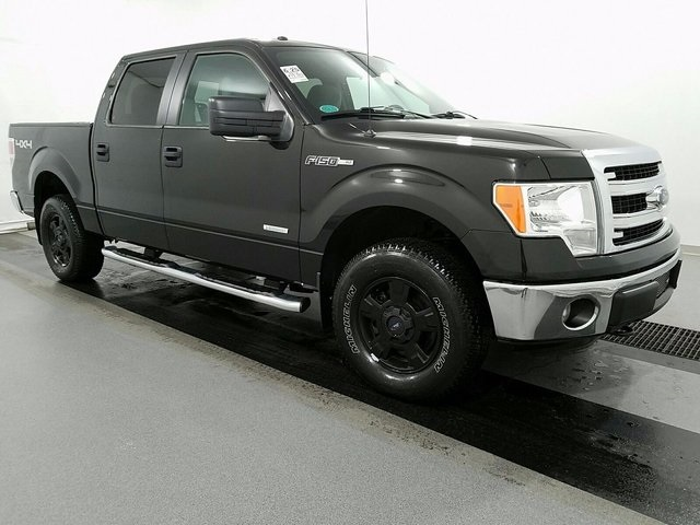 2013 F-150 SuperCrew Cab 4x4, Pickup #FD42256A - photo 6