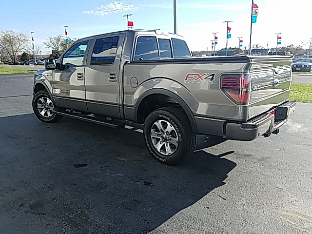 2013 F-150 Super Cab 4x4 Pickup #FD57564P - photo 5