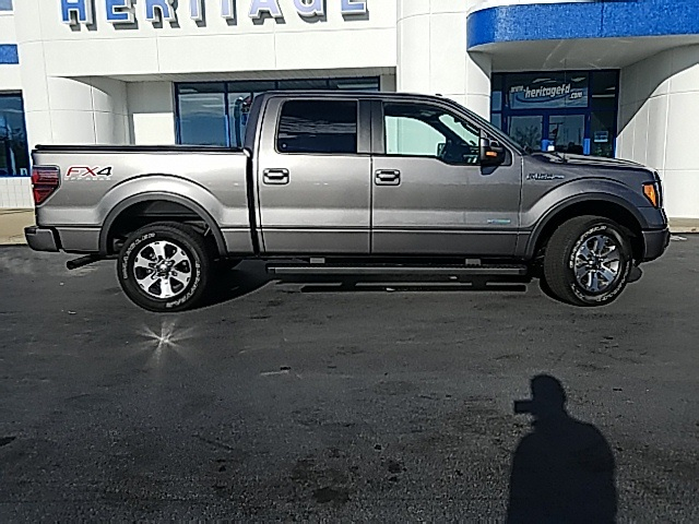 2013 F-150 Super Cab 4x4 Pickup #FD57564P - photo 10