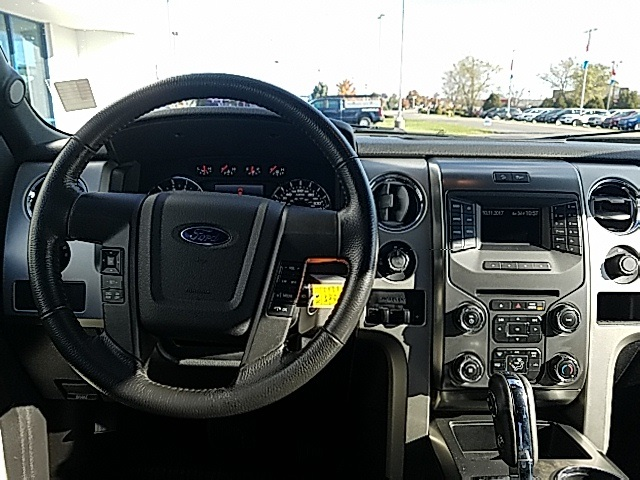 2013 F-150 Super Cab 4x4 Pickup #FD57564P - photo 22
