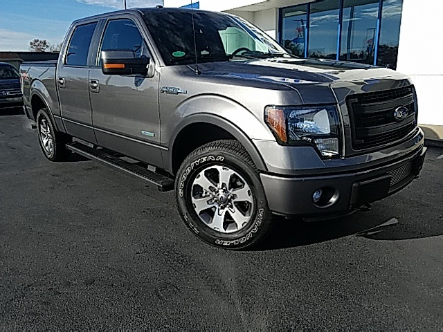 2013 F-150 Super Cab 4x4 Pickup #FD57564P - photo 6
