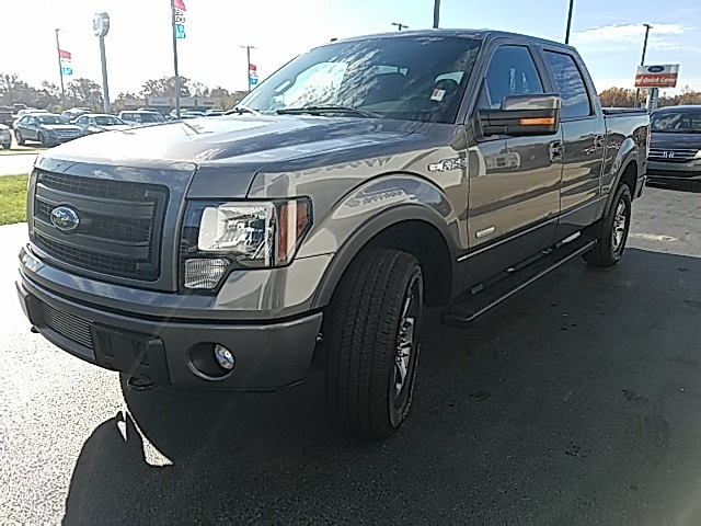 2013 F-150 Super Cab 4x4 Pickup #FD57564P - photo 8