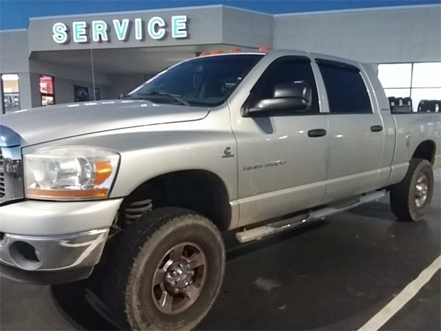 2006 Ram 3500 Mega Cab 4x4, Pickup #G161258T - photo 6