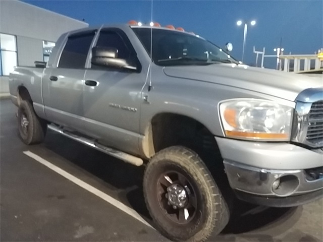 2006 Ram 3500 Mega Cab 4x4, Pickup #G161258T - photo 12