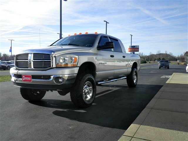 2006 Ram 3500 Mega Cab 4x4, Pickup #G161258T - photo 5