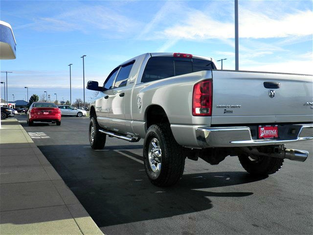 2006 Ram 3500 Mega Cab 4x4, Pickup #G161258T - photo 11