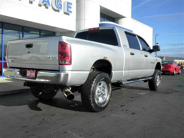 2006 Ram 3500 Mega Cab 4x4, Pickup #G161258T - photo 2