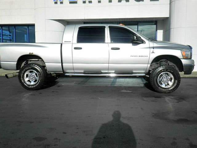 2006 Ram 3500 Mega Cab 4x4, Pickup #G161258T - photo 16